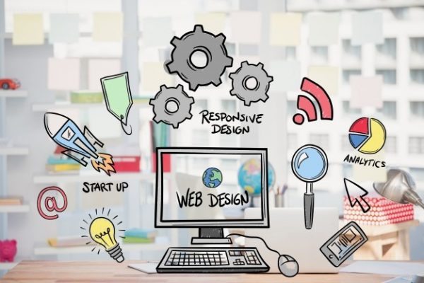 اصول و قوانین طراحی سایت حرفه ای